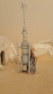 Татуин, место съемки Звездных Войн