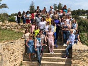 Информационный тур в Тунисе