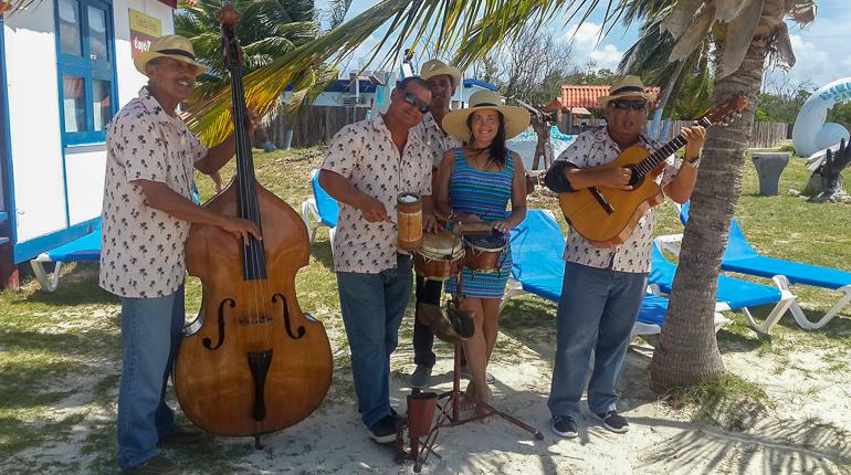 Куба Остров Кайо Бланко